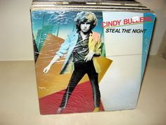 Cindy Bullens - Steal The Night CANADA Lp MINT SS ORIG '79 LP never played