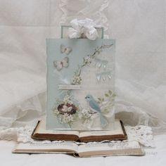 Anne's paper fun: The Songbird's Secret - Pion Design