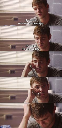 Alex Roe in Forever My Girl.