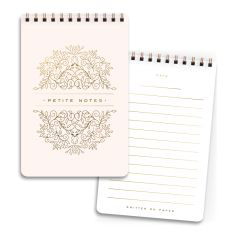 Marie Antoinette Petite Notes Notebook