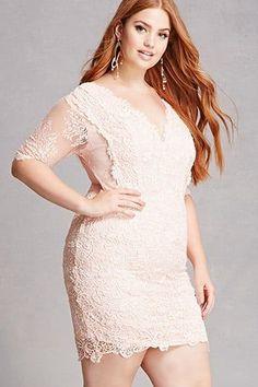 Soieblu Crochet & Lace Dress