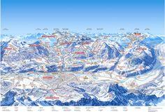 Innsbruck considers skiing part of its city's life. Innsbruck is one of the few resorts in Europe with a snow guarantee. Innsbruck, Winter Activities, Outdoor Activities, Snowboarding Resorts, Tirol Austria, Alpine Adventure, Hallstatt, Hiking Europe, Destinations