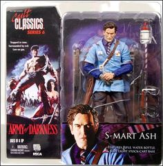 Cult Classics (Series 6) S-Mart Ash (Army of Darkness) by
