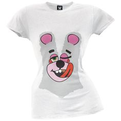 Halloween Twerk Bear Juniors Costume T-Shirt Inspired by Miley Cyrus, 2013 VMAs