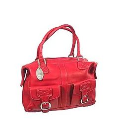 COD Leather Bag Red. Cape Cod LEATHER 737fc86a3b1c6