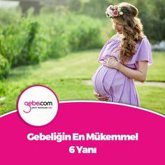Gebeliğin en mükemmel 6 yanını öğrenmek ister misiniz? #gebecom #gebeonline #hamile #gebe #hamileyiz #hamilelik ▶️goo.gl/0enkWj