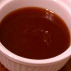 Sweet and Sour Sauce. RESULT: Easy to make in 5 minutes and really good Great with the baked egg rolls