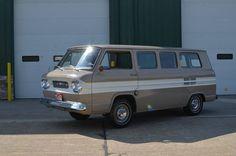 1962 Chevrolet Corvair Greenbrier for sale #1802976 | Hemmings Motor News