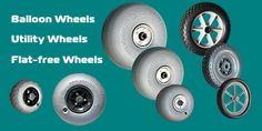 Beach Wheels & Utility Wheels