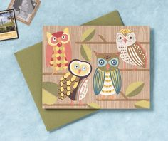 Owls are always a hoot!