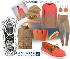 """Weekend Wear with Sperry Top-Sider by Sheniq"" by sheniq ❤ liked on Polyvore"