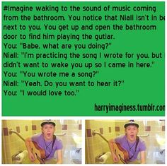oh gosh. some of these imagines just kill me One Direction Niall, One Direction Images, Liam James, James Horan, Niall Horan Imagines, Bae, 1d And 5sos, Irish Boys, Sound Of Music