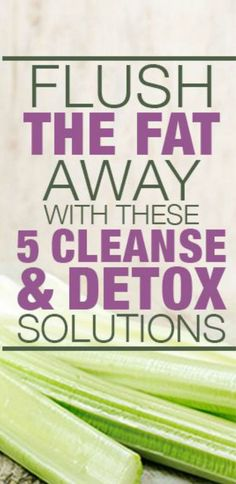 Flush the Fat Away With These 5 Cleanse & Detox Solutions from Skinny Ms.