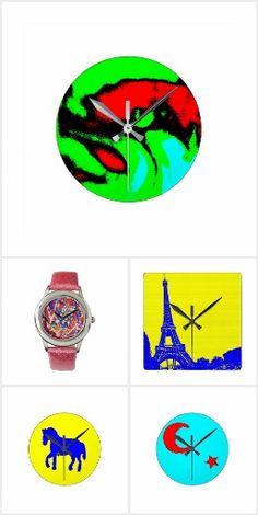 Relojes colección  Eliso Ignacio Silva