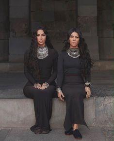 "Kim Kardashian West op Instagram: ""Sister Act in Armenia"""