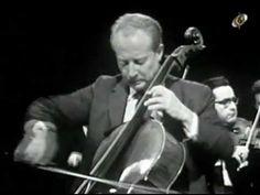 Fournier - Saint Saens, Cello concerto in A min (París 1969)