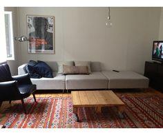Andet, Bolia Orlando, Orlando sofa fra Bolia. Puf