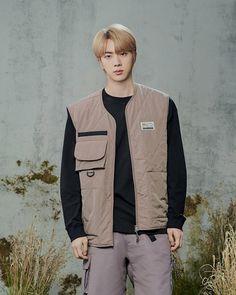 Seokjin, Bts, Worldwide Handsome, Raincoat, Korea, Jackets, Fashion, Rain Jacket, Down Jackets