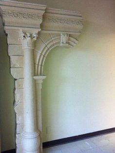 Architectural Foam Decor Can Dramatically Change The