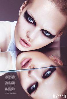 Harper's Bazaar on Behance