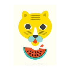 Juliste Meloni A3