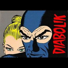 Diabolik - Fumetti