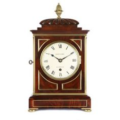 Haywood Fusee Bracket Cclock