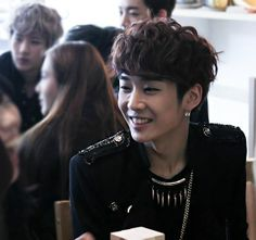 Jin Hyosang 진효상 (Kidoh 키도) formerly of Topp Dogg 탑독 was born December 16, 1992