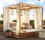 Chatham Ultimate Lounge Cabana - Dark Honey