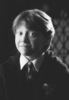 Ronald Bilius Weasley <3