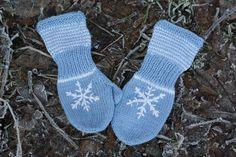 Frost votter | Frozen mittens