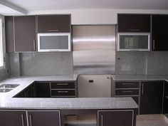 Muebles de melamina para tu cocina | Cocina - Decora Ilumina
