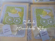 INVITACIONES BABY SHOWER por manualidadeskukys en Etsy