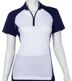 Need new golf apparel? EP New York takes pride in offering women's golf clothing for all shapes and sizes. Buy thisLUXOR (White Multi) SPECIAL EP New York Ladies & Plus Size Short Sleeve Colorblock Golf Shirts today from Lori's Golf Shoppe!