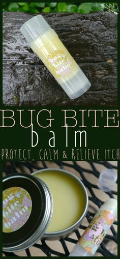Learn how to make a homemade balm that will relieve the itch and pain of bug bites, using a blend of essential oils and organic oils. Natural Home Remedies, Natural Healing, Herbal Remedies, Health Remedies, Holistic Healing, Natural Oil, Natural Beauty, Cold Remedies, Diy Highlighter