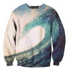 Wave Sweater Unisex