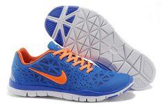 sports shoes f5919 2a7de Buy Nike Free Tr Fit 3 Breathe Mens Shoes Blue Orange Hot Reduced Discount  from Reliable Nike Free Tr Fit 3 Breathe Mens Shoes Blue Orange Hot Reduced  ...