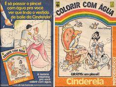 Revista Pintura Cinderela 1979
