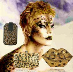 Be Leopard Lady!