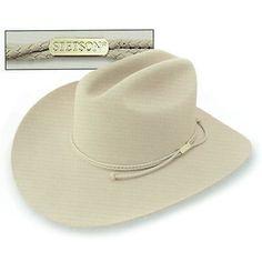 0dc54cd713001 Stetson Carson - (6X) Fur Cowboy Hat