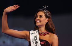 'Are you still screaming?' South Africans celebrate Ms World victory