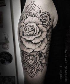 #tattoo #tatts #blacktattoo #blackink #blacktatts #blackworktattoo #ink #inked #inkedup  #dotwork #dotworktattoo #yurypolyakov #spb #spbtattoo #onlyblackart #formink #blacktattooart #tattooartistmagazine #tattooinrussia #darkartists #blxckink #blackworckerssubmission #ornamental #mandala #mandalatattoo #flowers #flowertattoo #iblackwork #rose #rosetattoo
