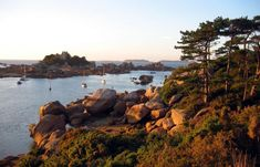 Ploumanac'h Week End Bretagne, Outdoor Spaces, Indoor Outdoor, Glamping, Brittany, Scenery, France, Sea, Water