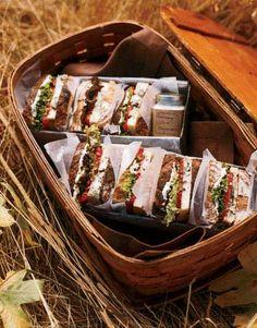 """Summer picnic recipes, including Smoky """"BLT"""""""