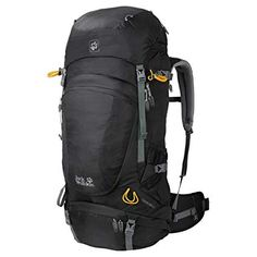 6dc24851cc779 Jack Wolfskin Highland Trail XT 50 Technical Pack Review North Face  Backpack