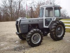 white 2-70 cab removal questions - Yesterday's Tractors