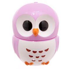 Lavender Scented Hand Cream In Owl Pot