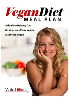 Wild Donna's Vegan Diet Meal Plan