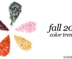 """Fall 2014 color trends...check out the """"silence"""" color pallets...so refreshing!"""