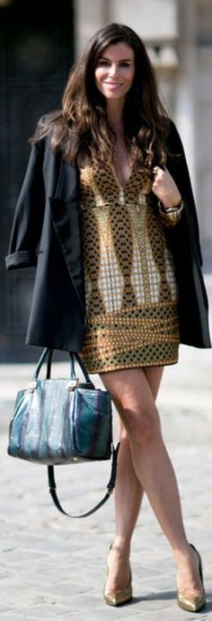 Style Inspiration: Fall Has Arrived! by The Simply Luxurious Life